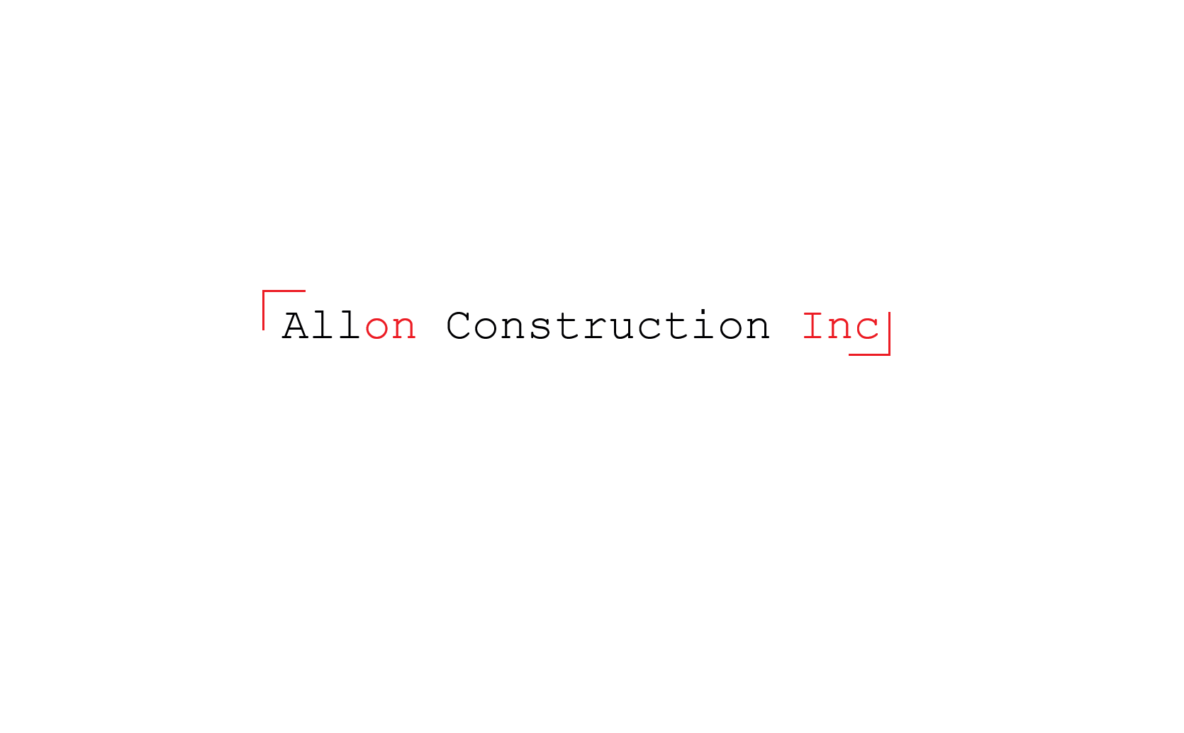 Allon Construction Inc