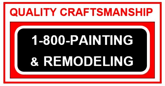 1-800 Painting & Remodeling