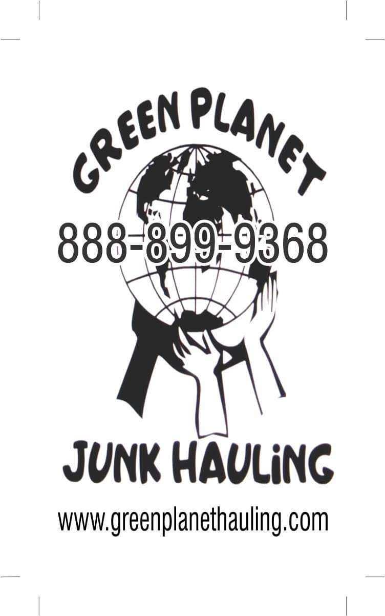 Green planet junk hauling